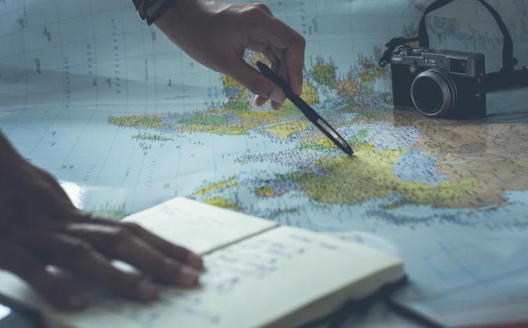 Maak een fotoboek van jouw reis