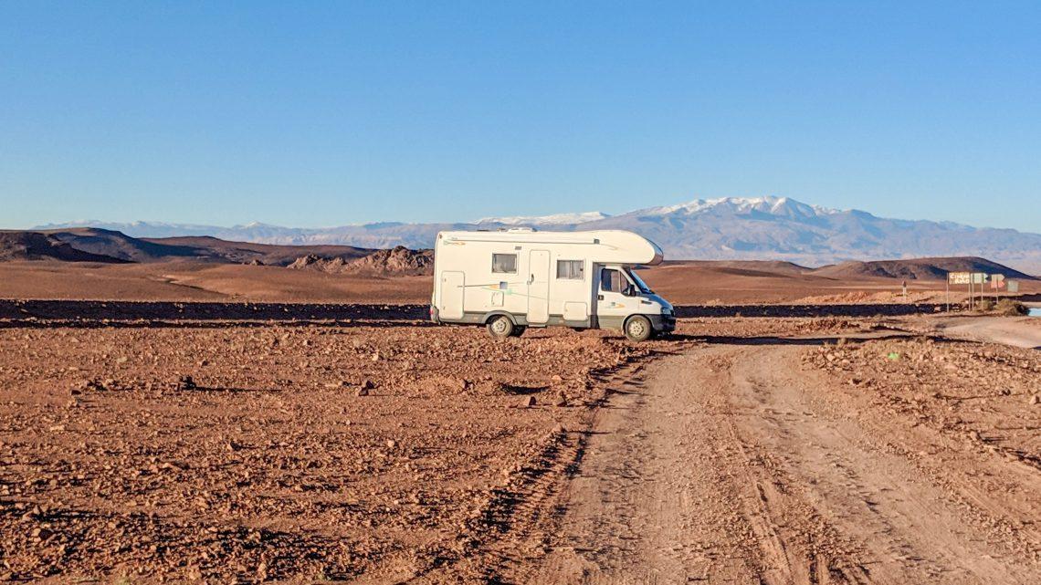Zoekt u een nieuwe camper?